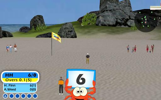 Beach Cricket v2.5.5 screenshots 7