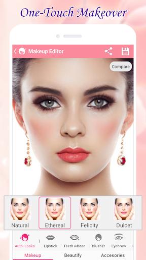 Beauty Makeup Photo Makeover v1.7.0 screenshots 5