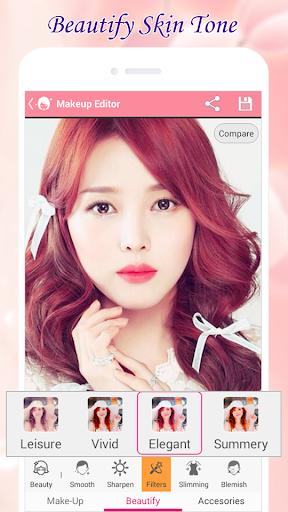 Beauty Makeup Photo Makeover v1.7.0 screenshots 6