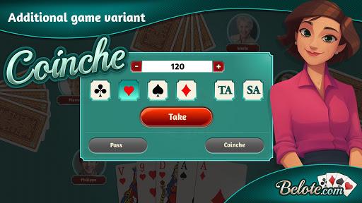 Belote.com – Free Belote Game v2.2.2 screenshots 3