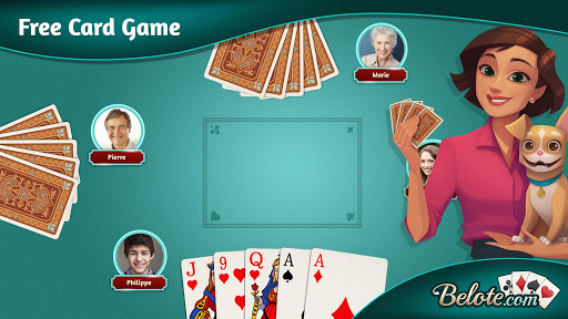 Belote.com – Free Belote Game v2.2.2 screenshots 4