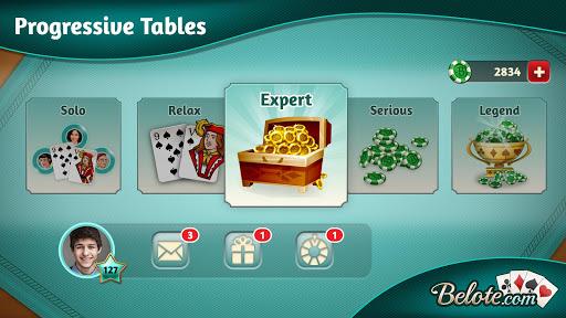 Belote.com – Free Belote Game v2.2.2 screenshots 6