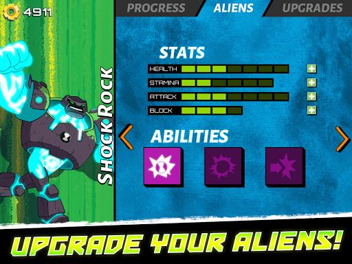 Ben 10 – Omnitrix Hero Aliens vs Robots v1.0.6 screenshots 15