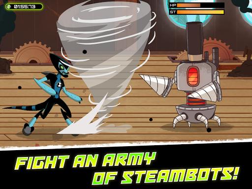 Ben 10 – Omnitrix Hero Aliens vs Robots v1.0.6 screenshots 7
