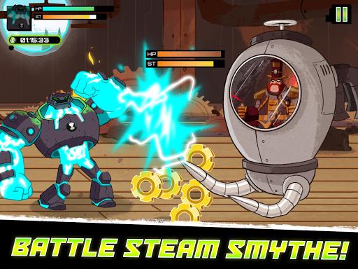 Ben 10 – Omnitrix Hero Aliens vs Robots v1.0.6 screenshots 9