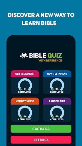 Bible Quiz v10 screenshots 1