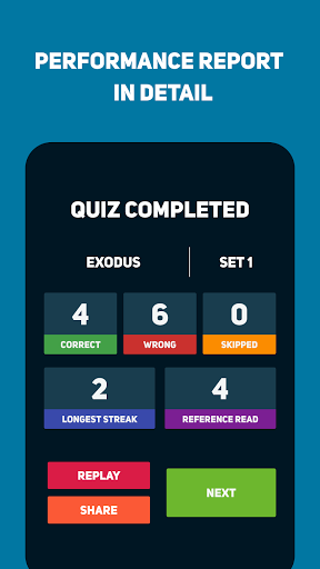 Bible Quiz v10 screenshots 10