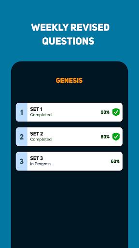 Bible Quiz v10 screenshots 13