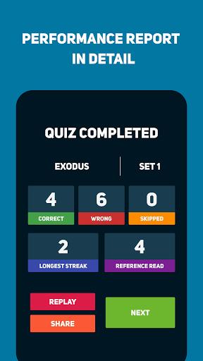 Bible Quiz v10 screenshots 17