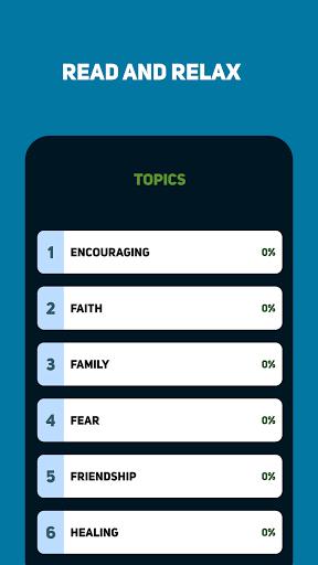 Bible Quiz v10 screenshots 9