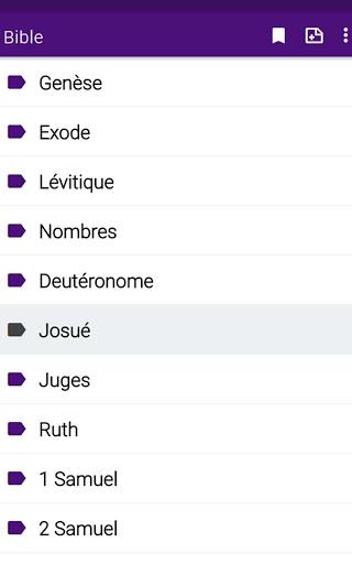 Bible en franais courant v1.0 screenshots 17