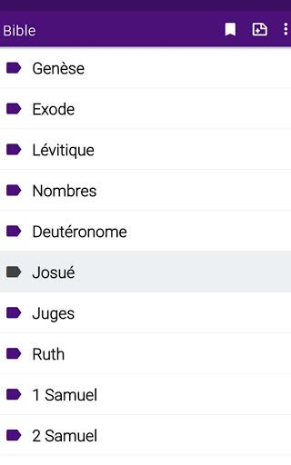 Bible en franais courant v1.0 screenshots 9