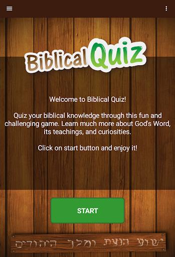 Biblical Quiz v2.01.300 screenshots 4
