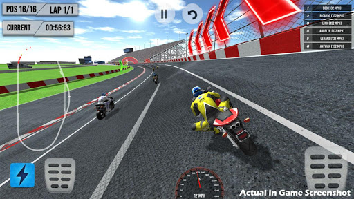 Bike Race 3D Motorcycle Games v700103 screenshots 1