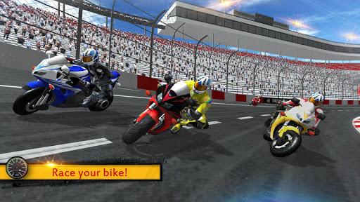 Bike Race 3D Motorcycle Games v700103 screenshots 12