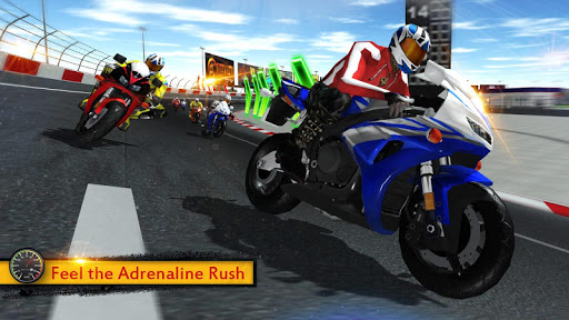 Bike Race 3D Motorcycle Games v700103 screenshots 13