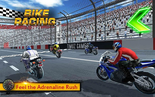 Bike Race 3D Motorcycle Games v700103 screenshots 16