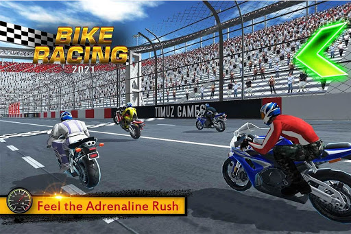 Bike Race 3D Motorcycle Games v700103 screenshots 6