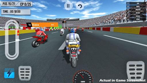 Bike Race 3D Motorcycle Games v700103 screenshots 9