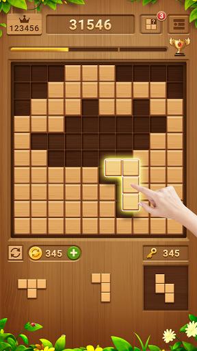 Block Puzzle – Free Classic Wood Block Puzzle Game v2.2.10 screenshots 2