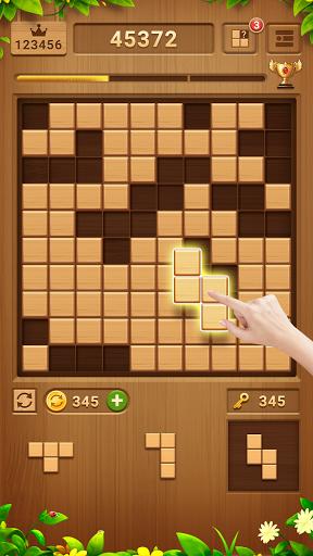 Block Puzzle – Free Classic Wood Block Puzzle Game v2.2.10 screenshots 4
