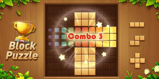 Block Puzzle – Free Classic Wood Block Puzzle Game v2.2.10 screenshots 8