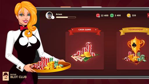 Blot Club The Best Armenian Card game v4.5.4 screenshots 1