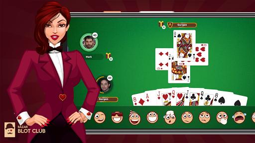 Blot Club The Best Armenian Card game v4.5.4 screenshots 2