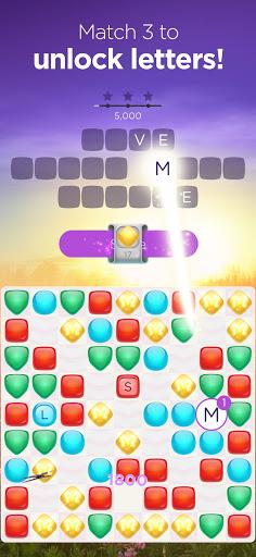 Bold Moves Match 3 Word Game v2.12 screenshots 2