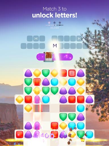 Bold Moves Match 3 Word Game v2.12 screenshots 8