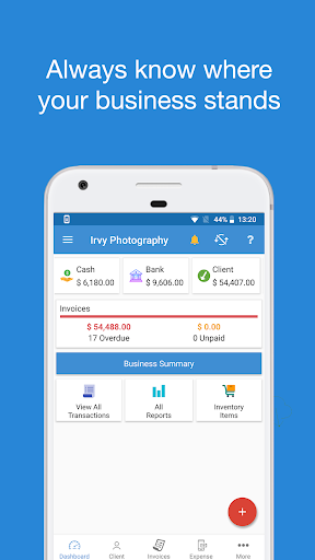 Book Keeper – Accounting GST Invoicing Inventory v8.9.8 screenshots 1