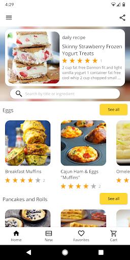 Breakfast Recipes v5.25 screenshots 1
