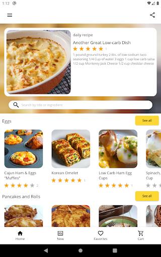 Breakfast Recipes v5.25 screenshots 10