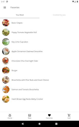 Breakfast Recipes v5.25 screenshots 13