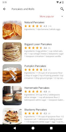 Breakfast Recipes v5.25 screenshots 2