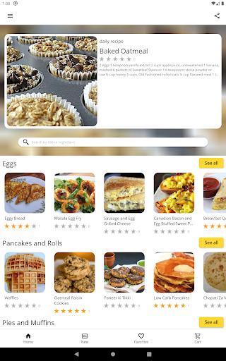 Breakfast Recipes v5.25 screenshots 4