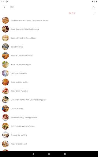 Breakfast Recipes v5.25 screenshots 9