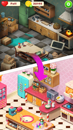 Bubble Shooter – Home Design v68.0 screenshots 8