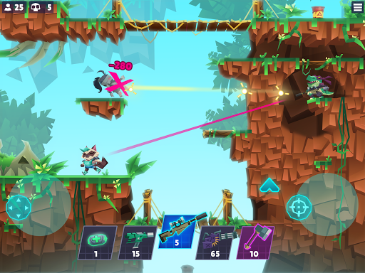 Bullet League – Battle Royale v2020.10.317 screenshots 9