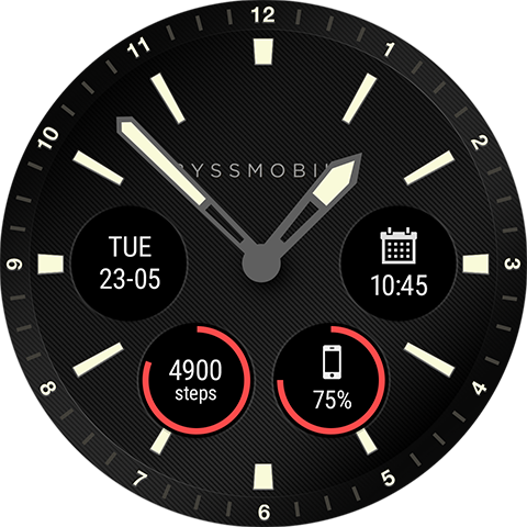 ByssWeather for Wear OS v2.6.1.2 screenshots 10
