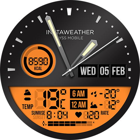 ByssWeather for Wear OS v2.6.1.2 screenshots 11