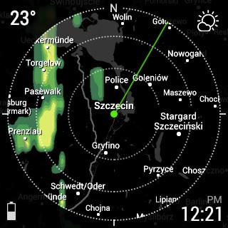 ByssWeather for Wear OS v2.6.1.2 screenshots 14