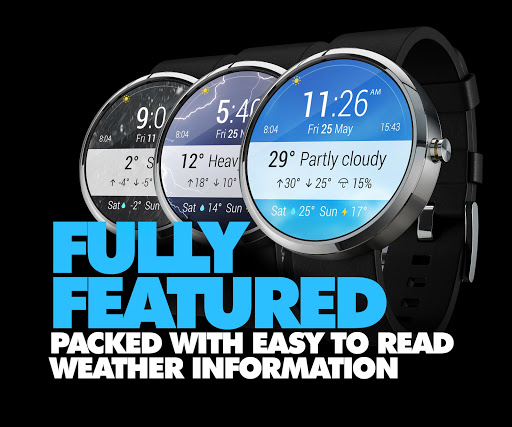 ByssWeather for Wear OS v2.6.1.2 screenshots 5