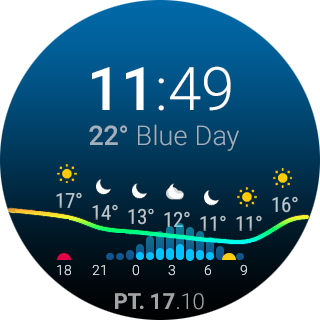 ByssWeather for Wear OS v2.6.1.2 screenshots 9