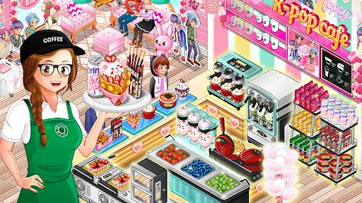 Cafe Panic Cooking Restaurant v1.26.15a screenshots 1