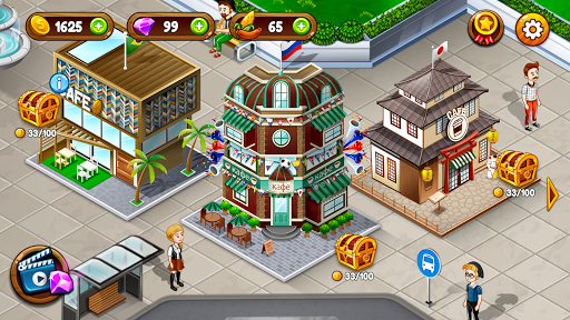 Cafe Panic Cooking Restaurant v1.26.15a screenshots 7