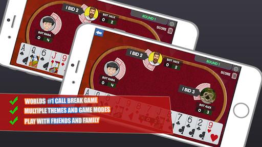 Call Break Card Game -Online Multiplayer Callbreak v20210215 screenshots 11
