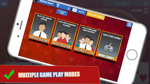 Call Break Card Game -Online Multiplayer Callbreak v20210215 screenshots 4
