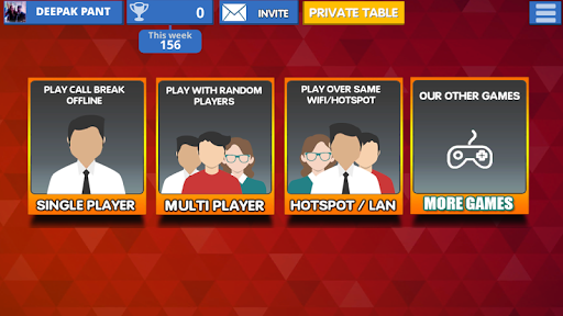 Call Break Card Game -Online Multiplayer Callbreak v20210215 screenshots 6