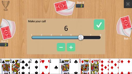 Callbreak Multiplayer v0.2.16 screenshots 1